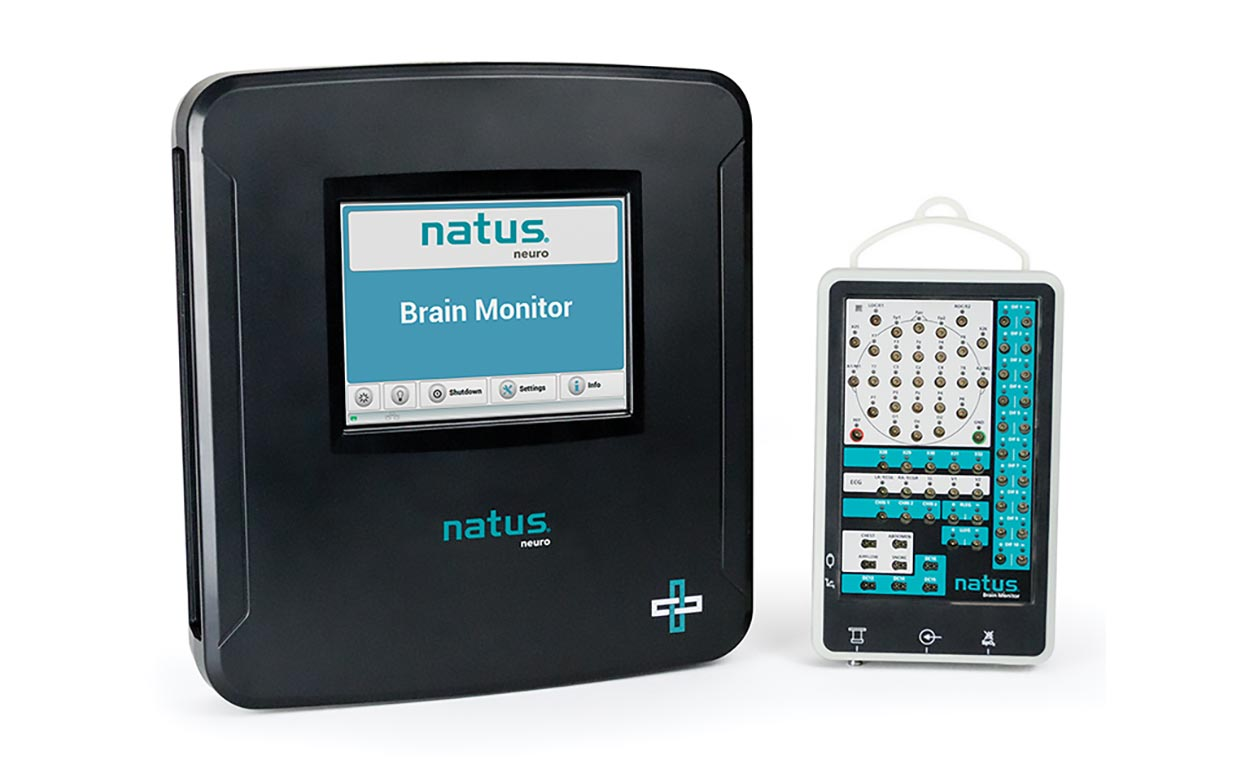 Natus® Brain Monitor Amplifier
