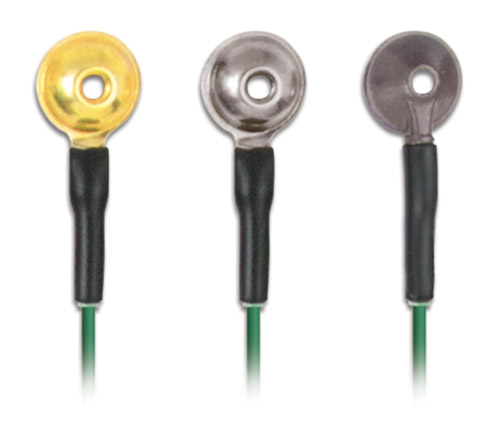 Grass® Reusable Stamped-Cup EEG Electrodes